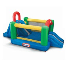 Jump and Double Slide Bouncer