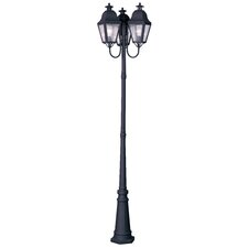 "Amwell 3 Light 98.5"" Outdoor Post Lantern Set"