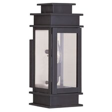 Princeton 1 Light Outdoor Wall Lantern