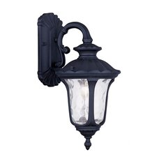 Oxford 1 Light Outdoor Wall Lantern