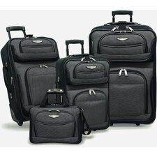 Amsterdam 4 Piece Two-Tone Travel Set