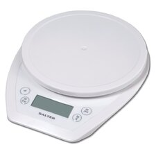 Aquatronic Electronic Scale in White