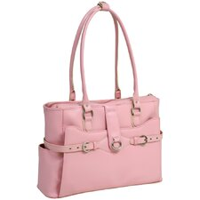 W Series Willow Springs Leather Ladies Briefcase