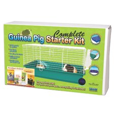 Home Sweet Sunseed Guinea Pig Starter Kit