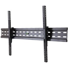"Ultra Slim Pan/Tilt T.V. Mount in Size 34.3"" H x 31.9"" W x 0.5"" D"