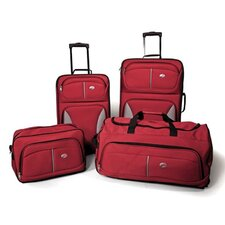 Fieldbrook 4 Piece Luggage Set