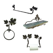 Vineyard 5-Piece Bathroom Accessory Set