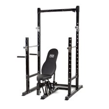 Power Rack and Bench