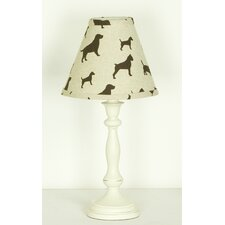 Houndstooth Standard Table Lamp
