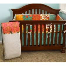 Gypsy 4 Piece Crib Bedding Set