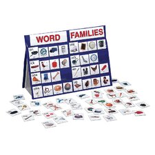 Word Families Tabletop Pocket Chart