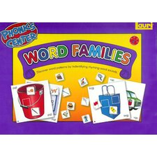 Word Families Phonics Learning