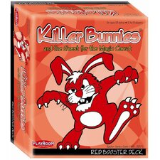 Killer Bunnies Quest Red Booster Games