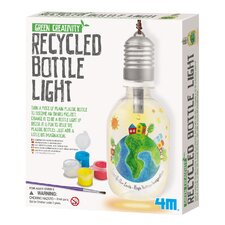 Recycle Bottle Light