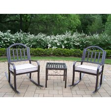 Rochester 3-Piece Rocker Set