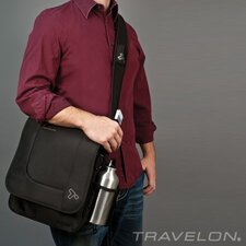 Anti-Theft Urban North and South Messenger Bag