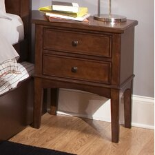 Chelsea Square Youth Bedroom 2 Drawer Nightstand