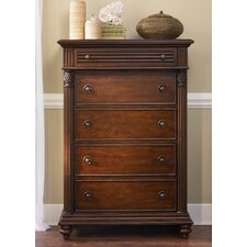 Royal Landing 5 Drawer Chest