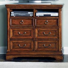 Laurelwood 3 Door Chest
