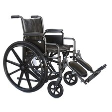 Standard Dual Axle Wheelchair