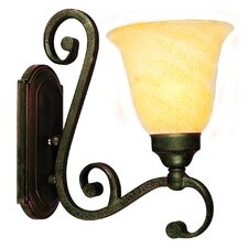 Noreen 1 Light Wall Sconce