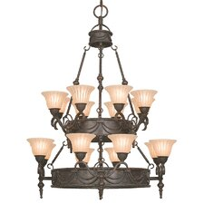 Isabella 16 Light Chandelier