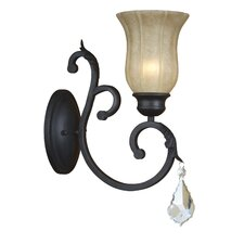 Jessica 1 Light Wall Sconce