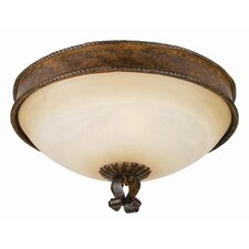 McKensi 3 Light Flush Mount