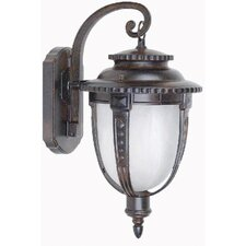 Brina 1 Light Outdoor Wall Lantern