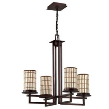 Sorrel 4 Light Chandelier