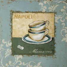 Napoli I Canvas Art