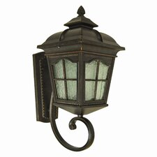 Amelia 1 Light Outdoor Wall Lantern