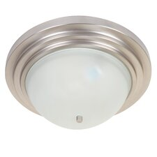 Aldridge 2 Light Flush Mount