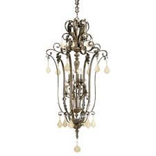 Empire 8 Light Foyer Pendant