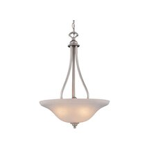 Monrovia 3 Light Inverted Pendant