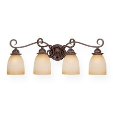 Mont Blanc 4 Light Vanity Light