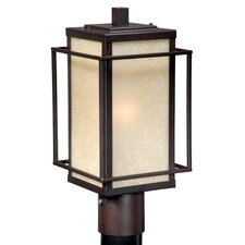 Robie 1 Light Outdoor Post Lantern