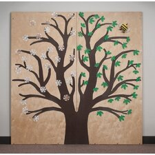 Single Wall Tree Panel