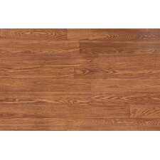 Classic 8mm 2-Strip Oak Laminate in Sienna