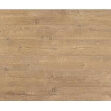 Reclaime 12mm Oak Laminate Plank in Malted Tawny Oak