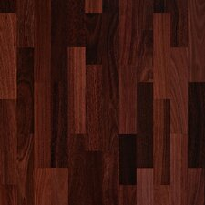 "World Naturals 3-Strip 7-7/8"" Engineered Jarrah Sydney Flooring"