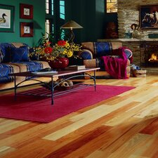 "Jacks Creek 5"" Solid Hickory Flooring in Natural"