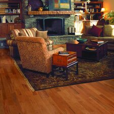 "Jacks Creek 2-1/4"" Solid Hickory Flooring in Gunstock"