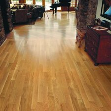 "Jacks Creek 3-1/4"" Solid White Oak Flooring in Natural"