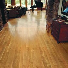"Jacks Creek 2-1/4"" Solid White Oak Flooring in Natural"
