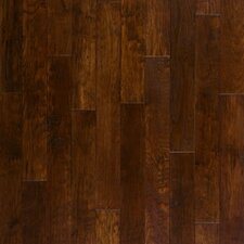 "Hickory Forge 5"" Engineered Hickory Flooring in Hammer Glow"
