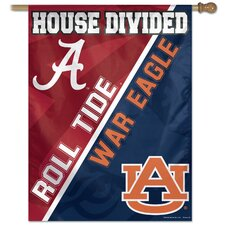 "NCAA ""House Divided"" Flag"