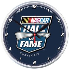 NASCAR Hall of Fame Clock