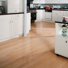 "Montecito Plank 4-1/2"" Engineered Maple Flooring in Shell"