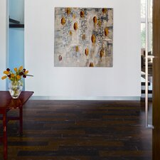 "Roane Mountain Timeworn II 4-1/2"" Engineered Fumed Ash Flooring in Hearthstone"
